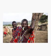 Kenya Photographic Print