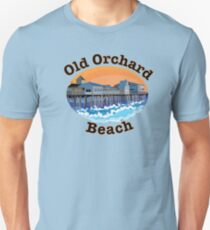 Old Orchard Beach Pier T-Shirt
