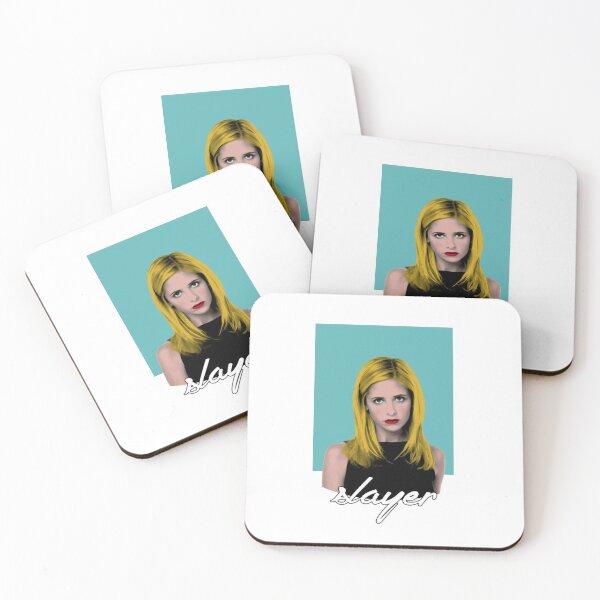 Slayer - Pop Art Coasters (Set of 4)