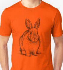Rabbit Bunny  Unisex T-Shirt