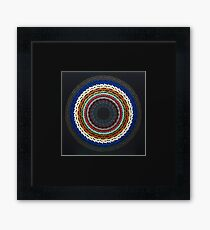 Heavenly Spheres Framed Print