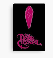 The Dark Crystal by Jim Henson Canvas Print