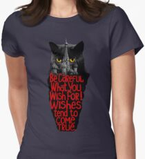 Behemoth the Cat (Master and Margarita) Women's Fitted T-Shirt