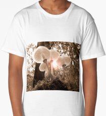 Mushrooms Long T-Shirt