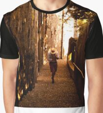 Up Hill, Verenna Graphic T-Shirt