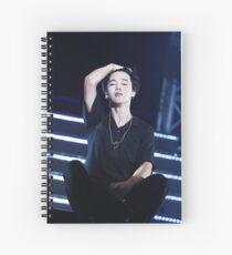 BTS ~ Jimin Spiral Notebook