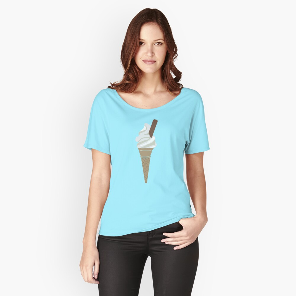 Summer at the coast Relaxed Fit T-Shirt