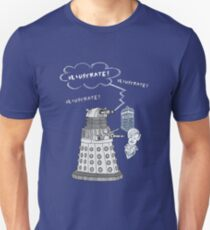 Illustrate Dalek T-Shirt