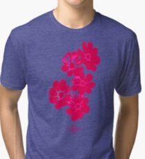 Factory Records shirt FAC51 the hacienda Joy Division New Order Smiths Tri-blend T-Shirt