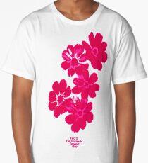 Factory Records shirt FAC51 the hacienda Joy Division New Order Smiths Long T-Shirt