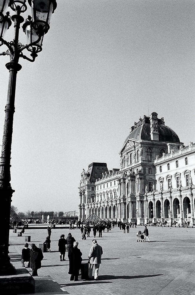 Musée du Louvre by Tara Dumont
