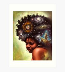The Universe Within Us Art Print