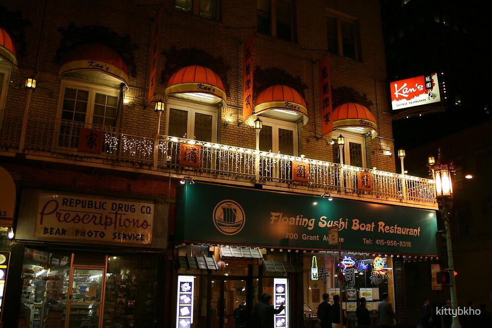 Chinatown, San Francisco by kittybkho