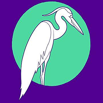 Izmet's Heron by izmet
