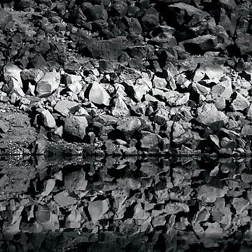 Rock Reflections by Brynes