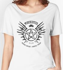 Winchester Coat of Arms Women's Relaxed Fit T-Shirt