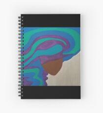 Mane Attraction Spiral Notebook
