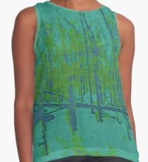 Into the Woods Contrast Tank