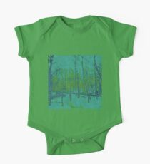 Into the Woods One Piece - Short Sleeve