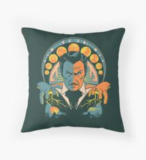 Vincent Price - The Dark Lord Throw Pillow
