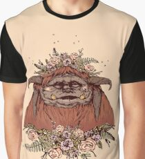 Ludo from Labyrinth || Fan Art by Chrysta Kay Graphic T-Shirt