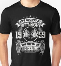 Born In 1959 T-Shirt