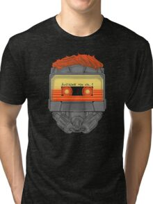 Awesome Mask Volume 1 Tri-blend T-Shirt