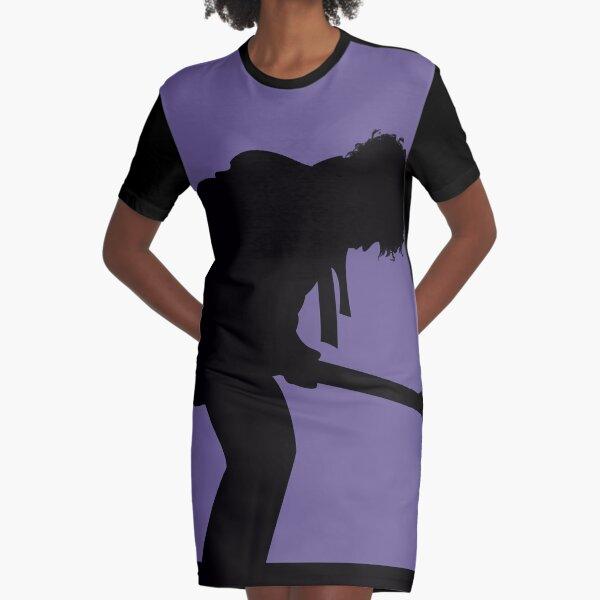 LGC01 Graphic T-Shirt Dress