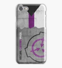 Demisexual SCPride iPhone Case/Skin