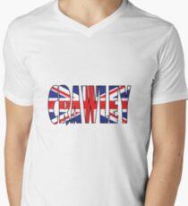 Crawley Men's V-Neck T-Shirt