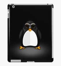 Cool Penguin iPad Case/Skin