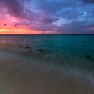 Cuba Beach 2 by John Velocci