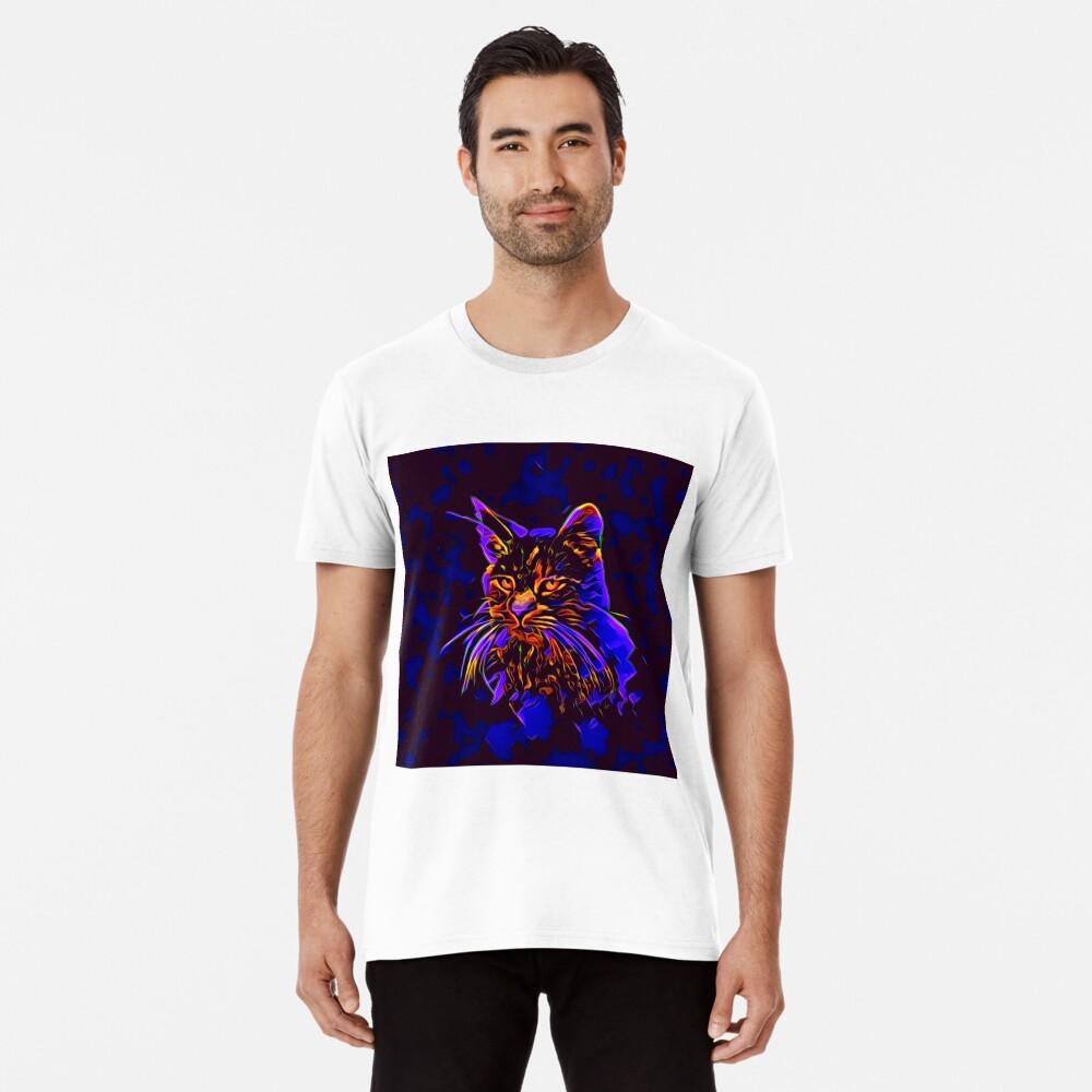 Cat Premium T-Shirt