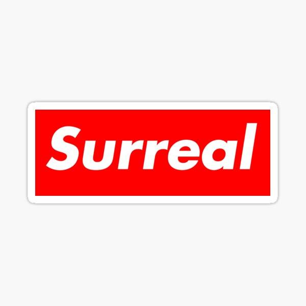 Surreal Sticker