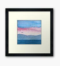 Skye Abstract 1 Framed Print