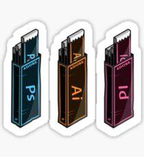 Adobe Gum Sticker