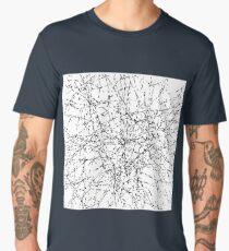 abstract  background Men's Premium T-Shirt