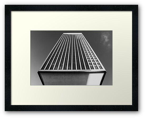 Rainier Tower by Sue Morgan