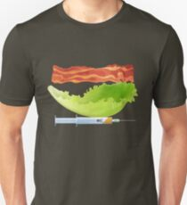 Bacon, Lettuce, and Testosterone T-Shirt