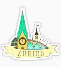 Zurigo Sticker