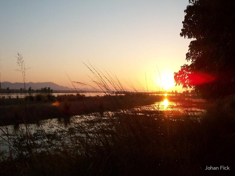 Mana Sunrize 2 by Johan Fick