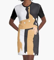 SotT - leg Graphic T-Shirt Dress
