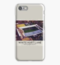 Vintage Football Grounds - White Hart Lane (Tottenham Hotspur FC) iPhone Case/Skin