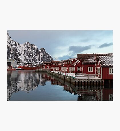 Svolvaer Photographic Print