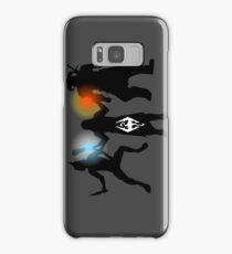 Skyrim - Thief, Mage and Warrior Samsung Galaxy Case/Skin