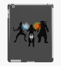 Skyrim - Thief, Mage and Warrior iPad Case/Skin