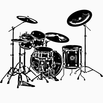 Drums by bowkersb