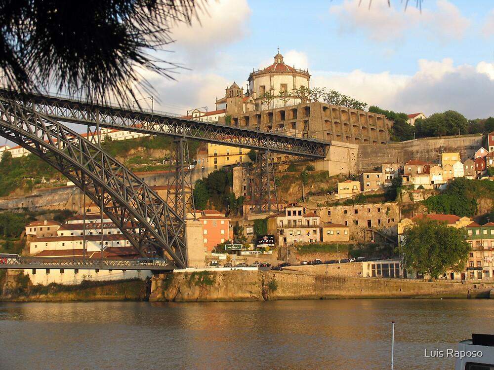Ponte D. Luis I - Porto by Luis Raposo