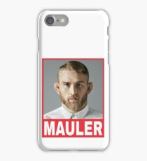 Alexander The Mauler Gustafsson iPhone Case/Skin