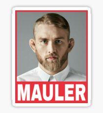 Alexander The Mauler Gustafsson Sticker